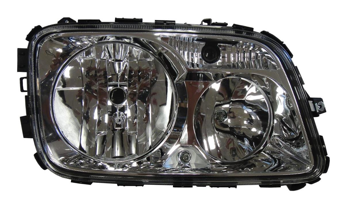 Mercedes Actros Headlamp Lh 9438201461 E Factory Outlet Head Lamp Fuso