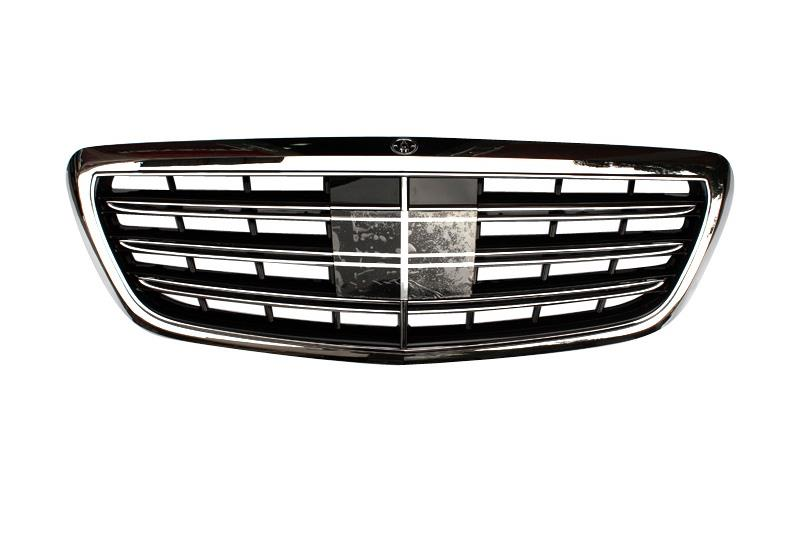 Mercedes S Class W222  AMG S65 Style Front Grille , , ,
