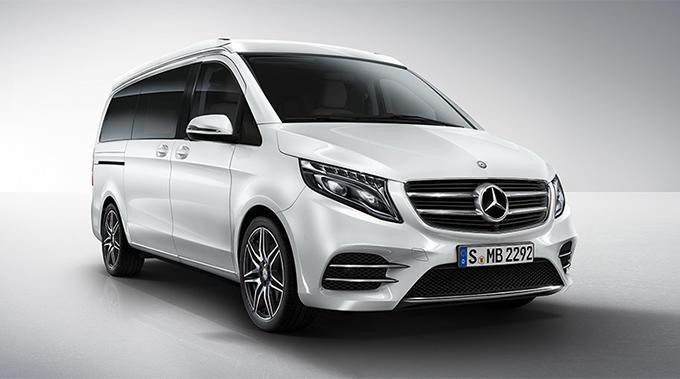 Mercedes Vito V Class Amg Style Body Kit E Factory Outlet